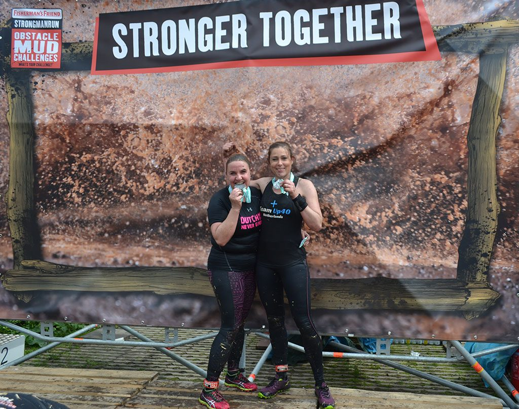 team up40, Strongmanrun, ocr
