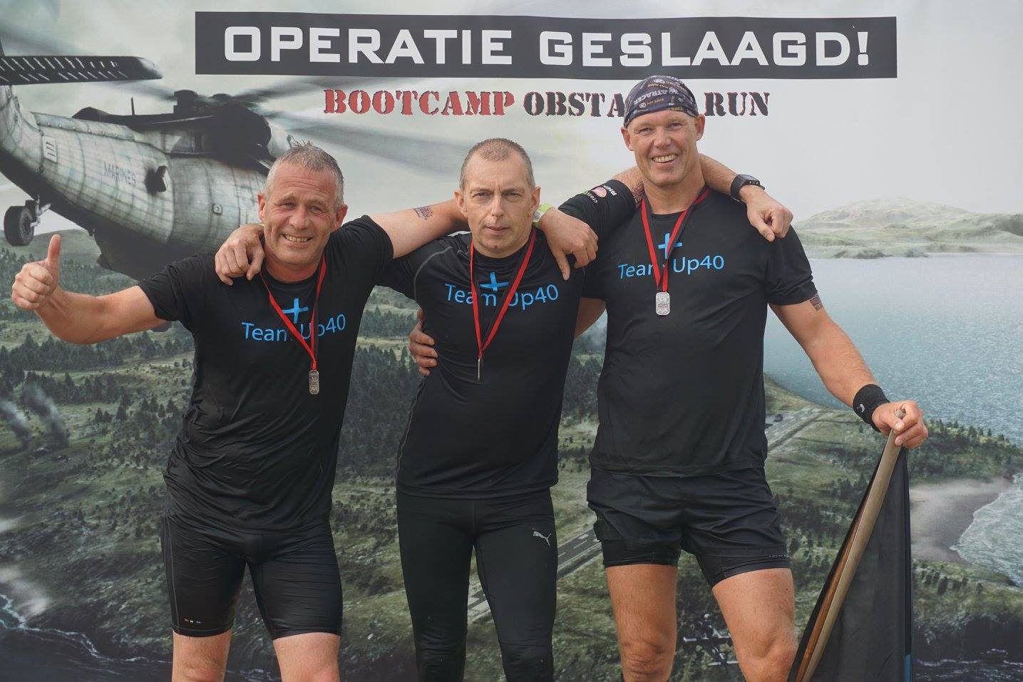 team up40, bootcamp run, alkmaar